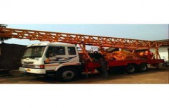 Water Well Drilling Rig by KB Engineering