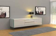 Wooden Sideboard by BR Kitchens