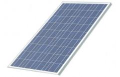 150 Watt Monocrystalline Solar Panel by Bharat Agro