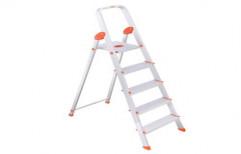Aluminium 4 Step Ladder by Kuchchal International