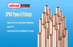 Ashirvad CPVC Pipe by Mittal Trading Company, Gurgaon