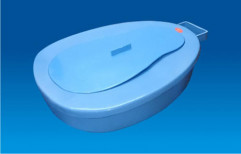 Bed Pan Perfection by Rizen Healthcare