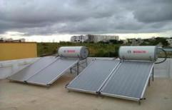 BOSCH Solar Water Heater Pressurised by Eco World Solar