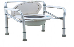 Commode Folding Height Adjustable-RH-894L by Rizen Healthcare