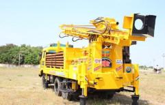 Drilling Rig Machine by Vaibhav Engineering
