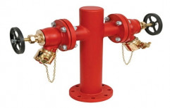 Fire Hydrant Stand Post by Aristos Infratech