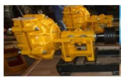 Horizontal Slurry Pump by UVAA International