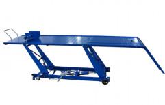 Hydraulic Ramp by Mech India