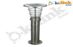 Kclink Bollard Type Solar Garden Light by Get My Hostel