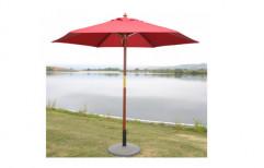 Maroon Umbrella by Vardhman Chemi - Sol Industries