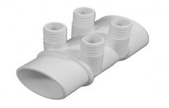 Port Water Barb Manifold by Vardhman Chemi - Sol Industries
