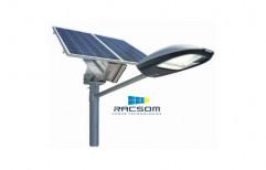 Racsom Solar LED Street Light by Racsom Power Technologies