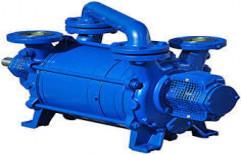 Single Stage Water Vacuum Pumps by R. K. Motorised Workshop