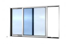 Sliding Aluminium Window by Manoj Furniture & Aluminium Works