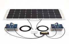 Solar Power Pack ( D. C Model-75wp) by E-Sharp Solar Solution (P) Ltd.