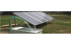 Solar Water Pump by QBX Energy Corporation