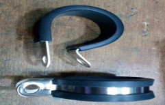 SS & MS R Type Clamps by Taj Trading Company