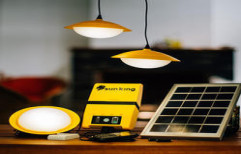 Sunking Solar Home Systems by Trinetra Marketing