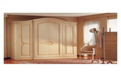 Teak Wood Wardrobe by Touchwood Interior