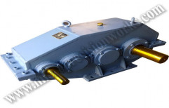 Three Stage Helical Gearbox by Micro Precision Works