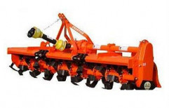 Tractor Rotavator by Ramsantech Precision Laser
