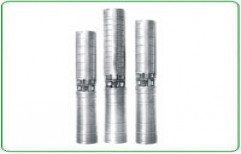 V4 Stainless Steel Bore Well Submersible Pumps by A S Engineers