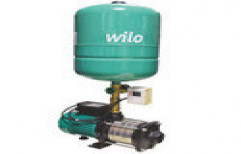 Wilo Pressure Booster Pump by IRO Energy Solutions