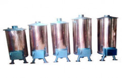 Wood Fired Water Heater by Jalaram Engineering Works