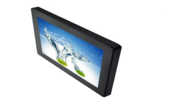 "17"" IP-65 Grade Panel Mount Monitor by Adaptek Automation Technology"