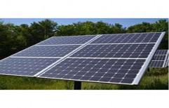 250 Watt Monocrystalline Solar Panel by Bharat Agro