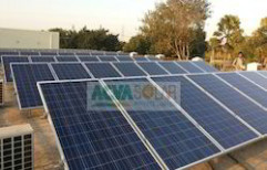 6KWP Solar Power System Installation Services by ACVA Solar Private Limited