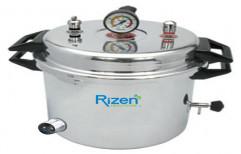 Autoclave Aluminium Electric by Rizen Healthcare