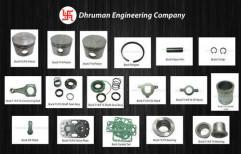 Bock F16 Compressor Spares by Dhruman Engineering Company