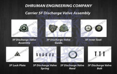 Carrier 5F Discharge Valve Assembly by Dhruman Engineering Company