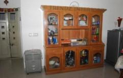 Crockery Cupboard by Trendz Interiorz