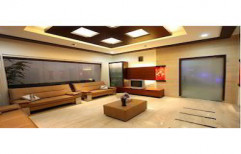 Drawing Room Interior Designing Service by Sharma Aluminum & Furniture