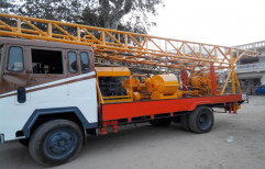 Drilling Rig And Tube-well by New Vikas Welding Works