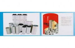 Earthmover Machine Filter by Raaj Traders