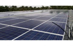 Industrial Solar Power Plants by Raasi Power Solutions