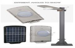 Intrigated Solar Street Light by Indo AGVR Solar Energy