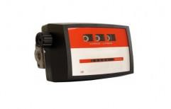 Mechanical Diesel Flow Meter by SKM Instruments