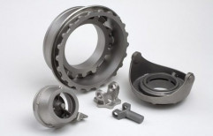 Mild Steel Precision Investment Casting by Sulohak Cast