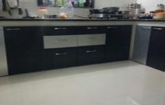 Modular Kitchen by Sharma Aluminum & Furniture