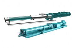 Motor Screw Pump by Snaptek Solutions