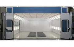 Paint Booth by Tech Fanatics Garage Equipments Private Limited