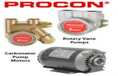 Procon Rotary Vane Pumps- RO Espresso Coffee Machine, Soda by Kiron Hydraulic Needs Private Limited