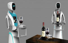 Restaurant Service Robot (FN/006/001) by S. K. Robotic LLP