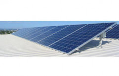 Rooftop Poly Crystalline Solar Panel by Sungoldtech Enterprises