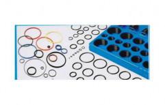 Rubber O Rings by Raaj Traders