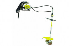 Shoulder Mounted Brush Cutter by Kisankraft  Limited